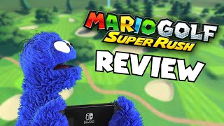 Like Golf but With Mario | Mario Golf : Super Rush REVIEW (Video Game Video Review)