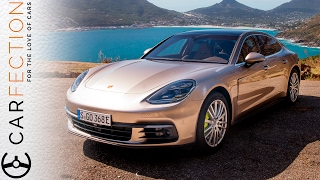 porsche panamera 4 e hybrid attractive fast and green carfection
