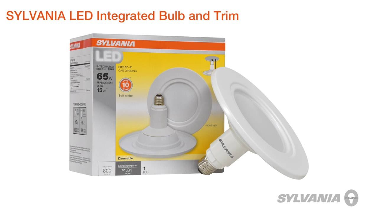 SYLVANIA Integrated Bulb and Trim Product Training