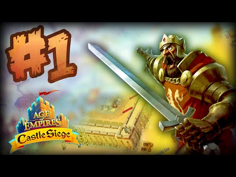 Age Of Empires Castle Siege Ep:1