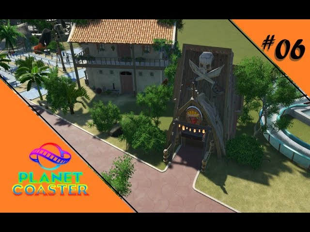 DER FIESE QUATROPUSS 🎢 Let's Play Planet Coaster #06