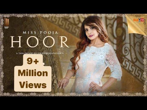 Miss Pooja - Hoor | Latest Punjabi Song 2016 | Tahliwood Records