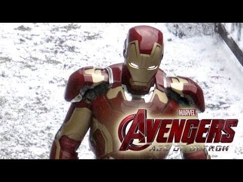 Avengers 2 Set Photos: Ultron, Scarlet Witch & Quicksilver First Looks!