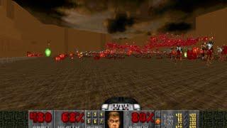 Doom 2 - Holy Hell. UV. Speedrun [TAS] MAP01-04