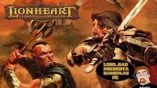 Lionheart: Legacy of the Crusader | RPG Old School Gameplay Castellano