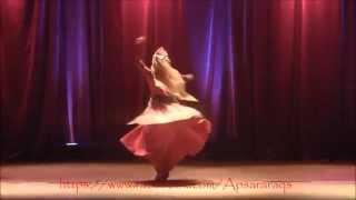Main Vari Vari - Mughal Fantasy dance by Apsara