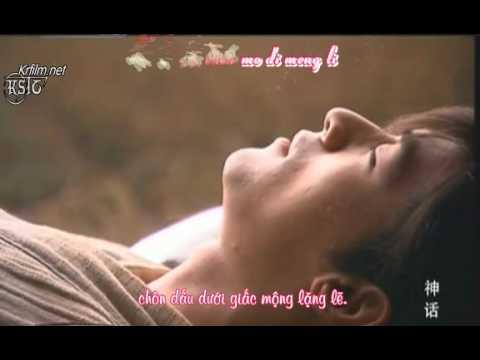 Jin Sha - Xing Yue Shen Hua [OST The Myth 2010] [VietSub]