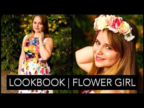 LOOKBOOK | FLOWER GIRL | SIMPLY CHLOÉ'S WORLD