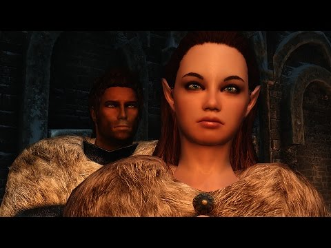FALMER | Skyrim Modded Playthrough | Episode 15: Fugitives
