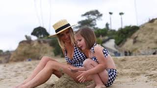 Olivia + Ocean Matching Mommy and Me Swimsuits