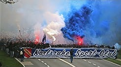 KARLSRUHER SC ULTRAS - BEST MOMENTS