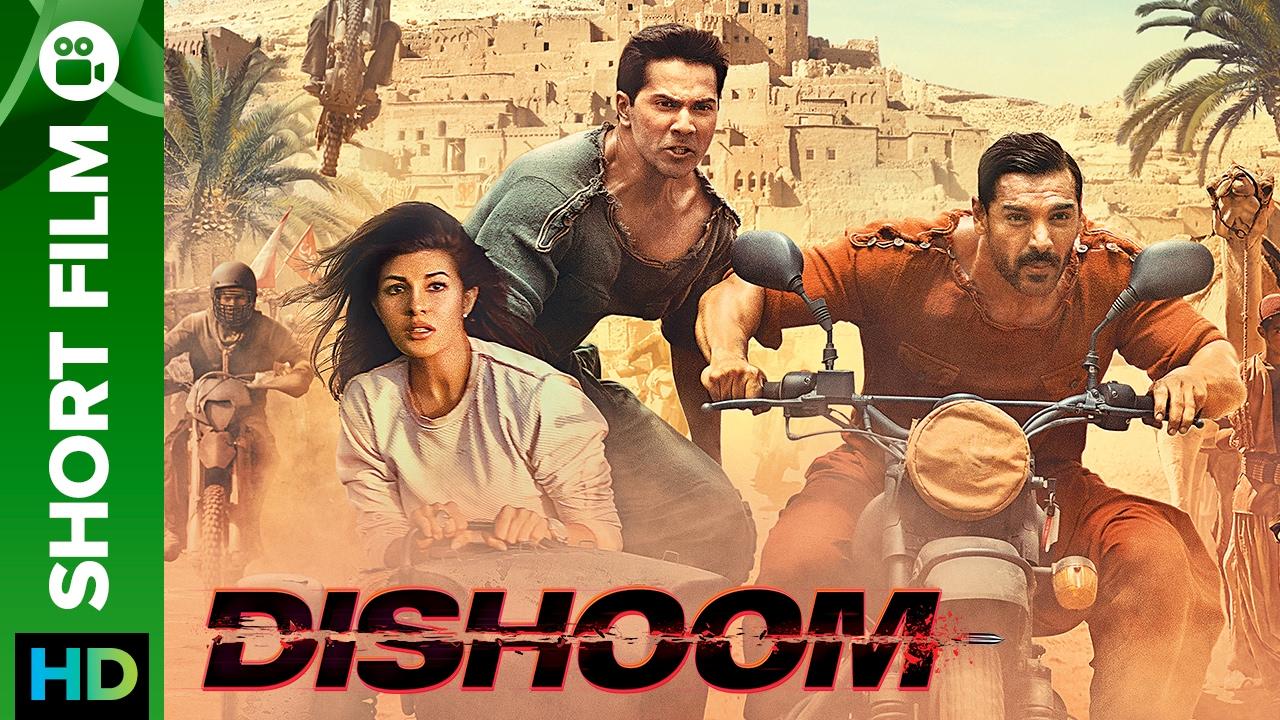Dishoom A Buddy Cop Movie Short Film Full Movie Live On Erosnow Eros Now 08 36 Hd