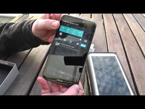 ASUS Fonepad Note 6 im Unboxing DEUTSCH - german
