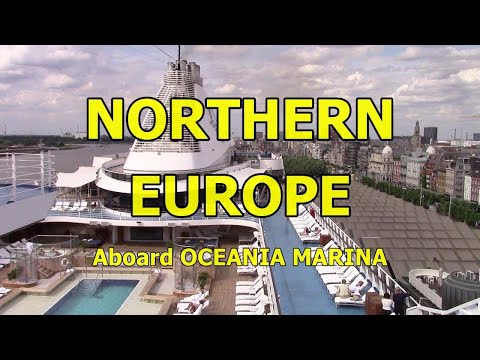 Oceania Marina, Northern Europe Cruise, June 2017
