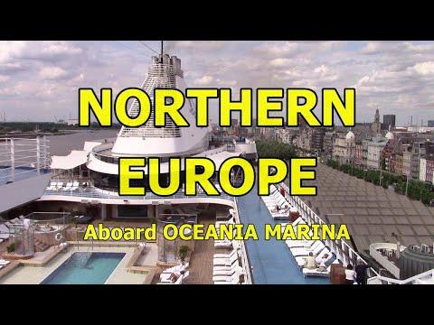 Oceania Marina, Northern Europe Cruise, June 2017