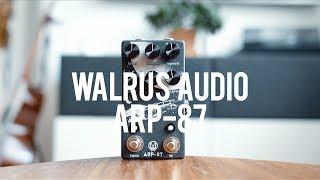 Walrus Audio ARP-87 Delay (demo)