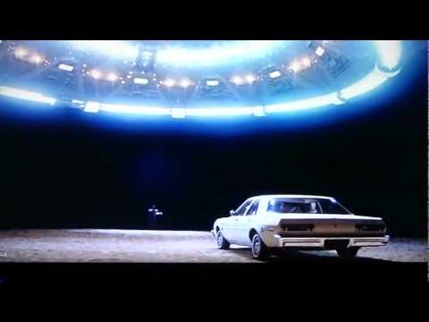 GREAT UFO scene from a TV show