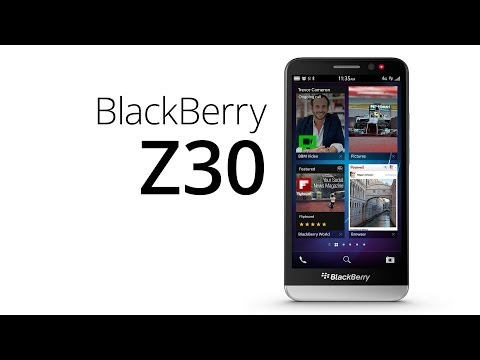 BlackBerry Z30 (recenze)