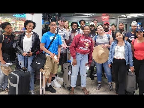 SENIOR TRIP TO PUERTO PLATA, DR| Part 1 of 2