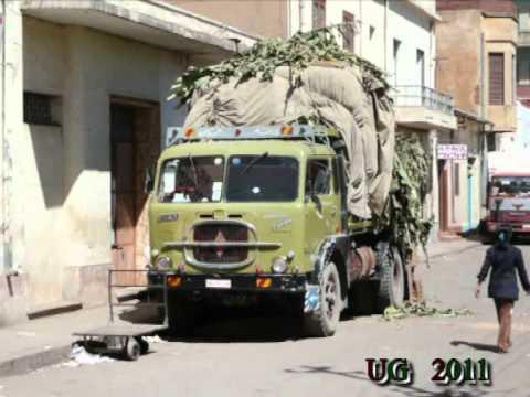 Eritrea  Tourismus  1  Asmara Stadt 03-2011