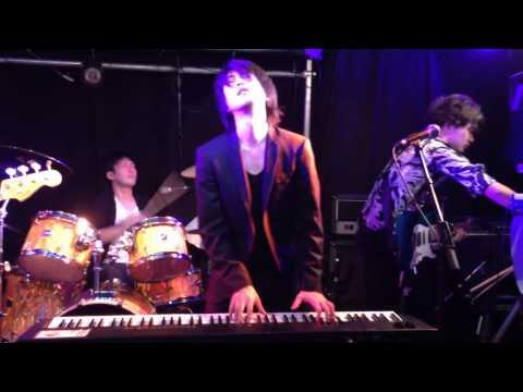 『Underground』と『Profound sorrow』Piano Bass Worldワンマンライブ。