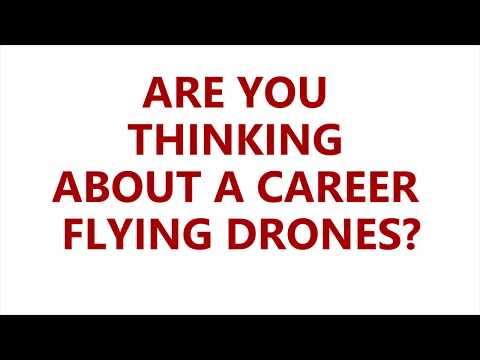 Drone Training Zone UAV Ground School - Why Become A Drone Pilot