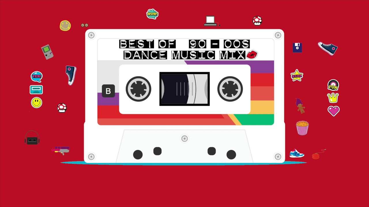 Best of 90s-00s Dance Music Mix