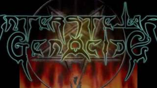 Knight, Death, and the Devil - Interstellar Genocide (Music Video) Lyrics Infinite Mythology - DEMO