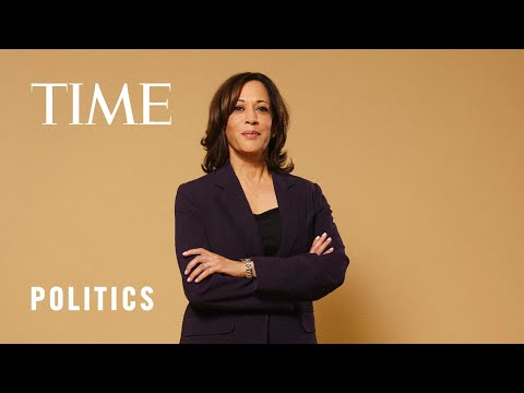 Kamala Harris Makes History as the First Woman Elected Vice President of the United States | TIME
