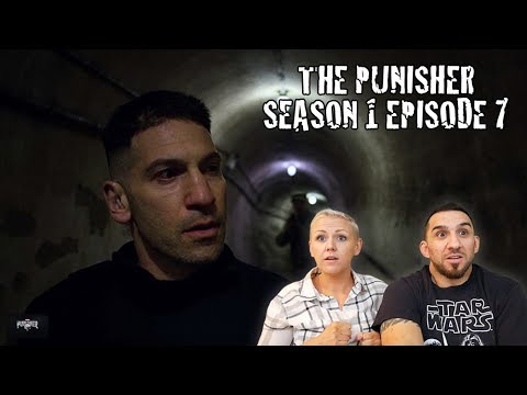 Download Marvel's The Punisher Season 1 Episode 7 (1x7) 'Crosshairs' Reaction