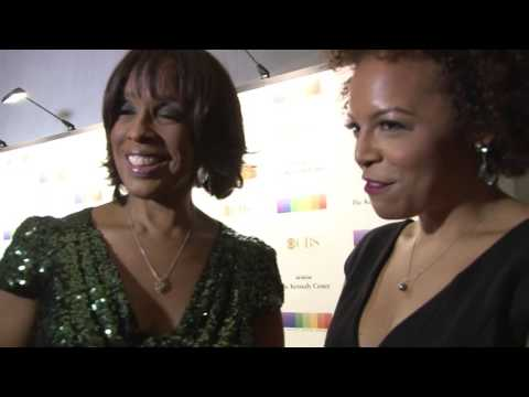 Gayle King & Daughter