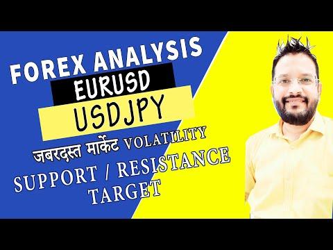 Forex Market Analysis. EURUSD & USDJPY BIG MONEY GRAB IT. Support Resistance Target & Next Move.