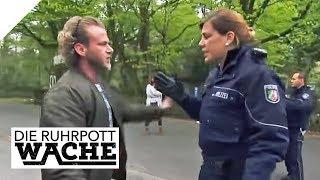 Betrüger-Bande: Kriminelle greifen Polizisten an | Katja Wolf | Die Ruhrpottwache | SAT.1 TV
