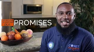 CONET Bahamas 30 Second Infomercial (2018)