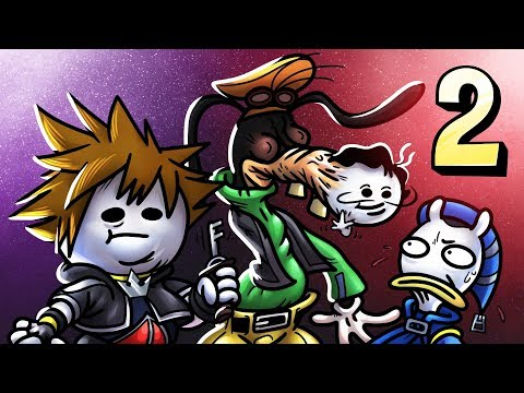 Oney Plays Kingdom Hearts 2 - EP 2 - Slave