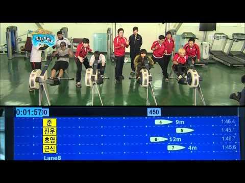 Infinite Challenge, Rowing(2) #05, 조정(2) 20110423