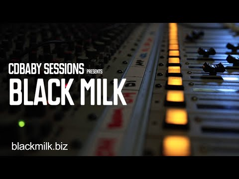 CD Baby Artist Sessions - Black Milk (with live band Nat Turner)