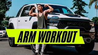 Full ARM Workout you can do from HOME!