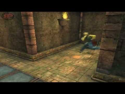 PS2 - Shadow Hearts: From the New World Part 17 - Chichen Itza pt.1