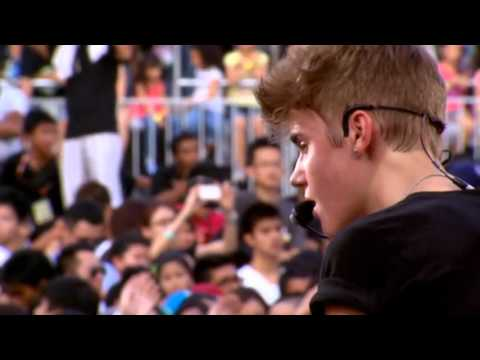 Be Alright live in Malaysia Justin Bieber  MTVLA.mpg