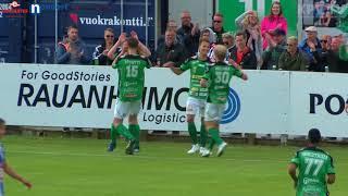 KPV - Klubi 04 la 9.6.2018 - Ottelukooste