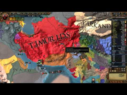Europa Universalis IV Cossacks - Dev Multiplayer - Pt. 1