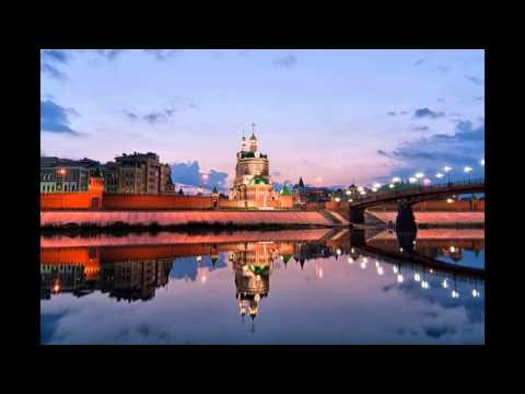 Yoshkar-Ola, Mari El Republic - Russia. HD Travel.