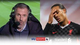 Carragher labels Liverpool's performance against Aston Villa the worst under Klopp