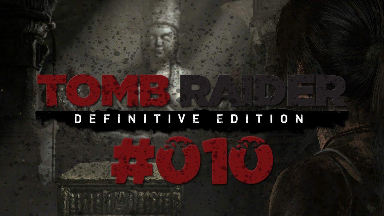 TOMB RAIDER #010 - Himikos Grab [HD]   Let's Play Tomb ...