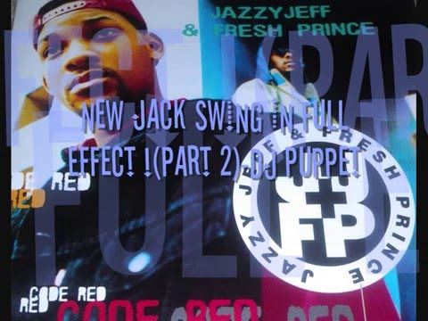 New Jack Swing In Full Effect! Part 2- Dj Puppet