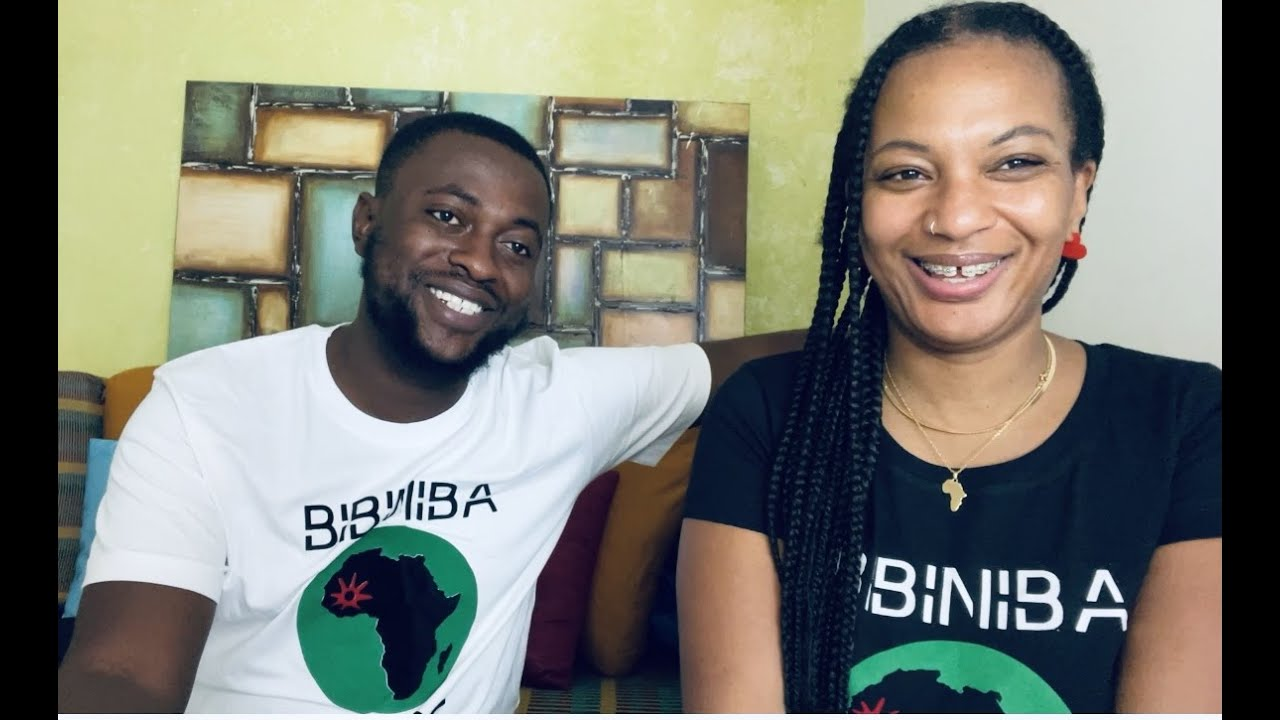 ALLOW US TO (RE)INTRODUCE OURSELVES | BACK TOGETHER AGAIN IN ACCRA GHANA | BIBINIBA