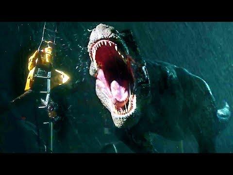 JURASSIC WORLD 2 Final Trailer (Dinosaurs Movie 2018)