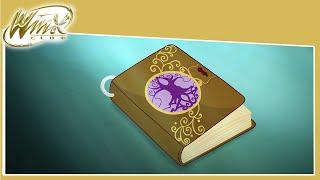 Winx Club Season 6 - All Legendarium Creatures/Stories - English