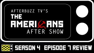 The Americans Season 4 Episode 7 Review & After Show | AfterBuzz TV